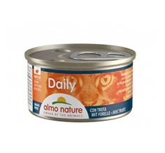 Almo Daily Menu Bio