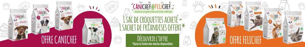 Offre Canichef & Felichef