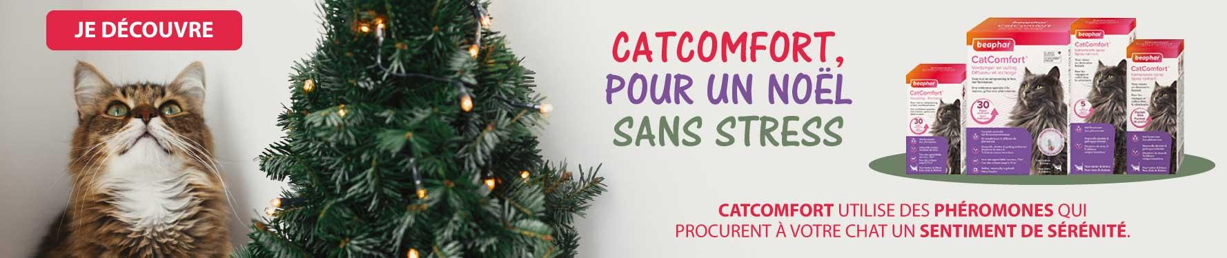 CatComfort pour un Noël sans stress