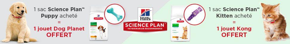 Offre Hill's Science Plan Puppy/Kitten