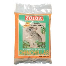 Zolux Terre à Chinchillas 2 kg - La Compagnie Des Animaux