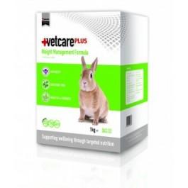 Vetcare Plus Weight Management Formula Lapin 1 kg - La Compagnie Des Animaux