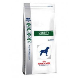Royal Canin Veterinary Diet Dog Obesity DP34 14 kg - La Compagnie Des Animaux