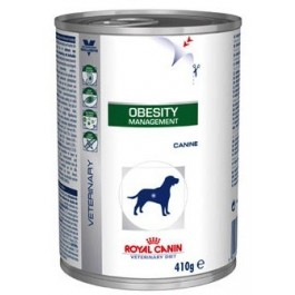 Royal Canin Veterinary Diet Dog Obesity 12 x 410 grs - La Compagnie Des Animaux