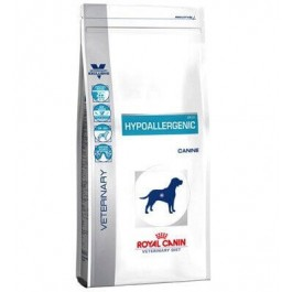 Royal Canin Veterinary Diet Dog Hypoallergenic DR21 14 kg - La Compagnie Des Animaux