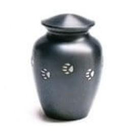 Urne funéraire Lotus en cuivre pour animal de 20 à 35kg - La Compagnie Des Animaux