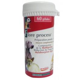 Flore Process 60 gelules - La Compagnie Des Animaux