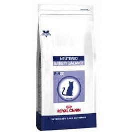 Royal Canin Vet Care Nutrition Cat Neutered Satiety Balance 1.5 kg - La Compagnie Des Animaux