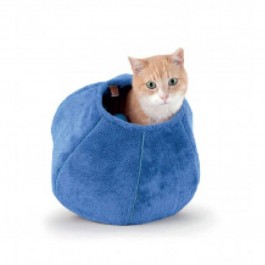 United Pets Cachette Blue pour Chat 35 cm - La Compagnie Des Animaux