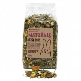 Rosewood Naturals Herbal Plus pour Petits Mammifères 500 gr - La Compagnie Des Animaux