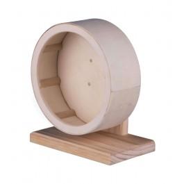 Trixie Roue d'exercice en bois 22 cm - La Compagnie Des Animaux