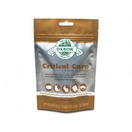 Oxbow Critical Care Fine Grind 100 grs - La Compagnie Des Animaux