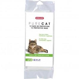Zolux Pure Cat Sacs de Protection pour Bac S - La Compagnie Des Animaux