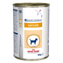 Royal Canin Vet Care Nutrition Mature Dog 12 x 400 grs - La Compagnie Des Animaux