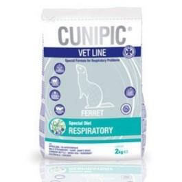 Cunipic Vet Line Furet Respiratory 2 Kg - La Compagnie Des Animaux