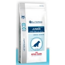Royal Canin Vet Care Nutrition Neutered Junior Large Dog 12 kg - La Compagnie Des Animaux