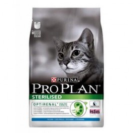 Purina Proplan Cat Sterilised Dinde 400 grs - La Compagnie Des Animaux