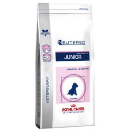 Royal Canin Vet Care Nutrition Neutered Junior Medium Dog 10 kg - La Compagnie Des Animaux