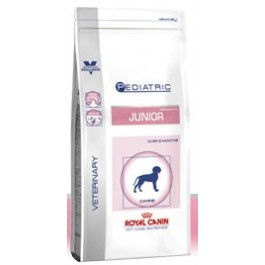 Royal Canin Vet Care Nutrition Junior Medium Dog 4 kg - La Compagnie Des Animaux