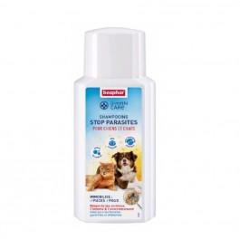 Beaphar Diméthicare Shampooing Stop Parasites 200 ml - La Compagnie Des Animaux