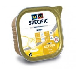 Specific Chat FPW Kitten 7 x 100 grs - La Compagnie Des Animaux