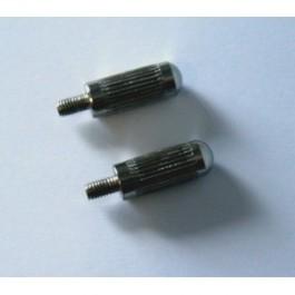 2 électrodes courtes pour collier Canicalm - La Compagnie Des Animaux