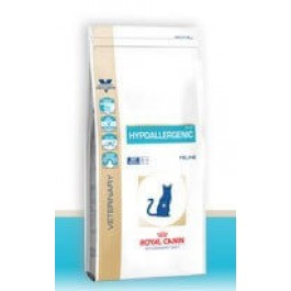 Royal Canin Veterinary Diet Cat Hypoallergenic DR25 2.5 kg - La Compagnie Des Animaux