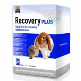 Supreme Petfoods Recovery Plus 10 x 20 grs - La Compagnie Des Animaux