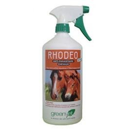 Rhodeo Spray antiparasitaire aux extraits naturels chevaux 1 L - La Compagnie Des Animaux
