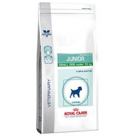 Royal Canin Vet Care Nutrition Junior Small Dog 4 kg - La Compagnie Des Animaux