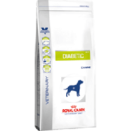 Royal Canin Veterinary Diet Dog Diabetic DS37 12 kg - La Compagnie Des Animaux