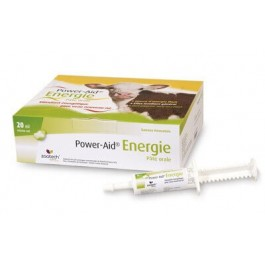 Power Aid Energie 1 seringue de 20 ml - La Compagnie Des Animaux