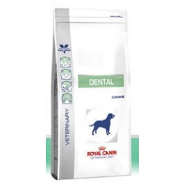 Royal Canin Veterinary Diet Dog Dental DLK22 14 kg - La Compagnie Des Animaux