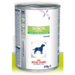 Royal Canin Veterinary Diet Dog Diabetic 12 x 410 grs - La Compagnie Des Animaux