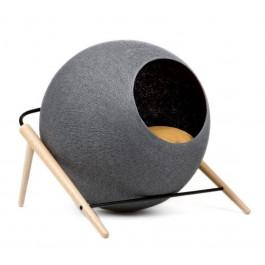 Meyou La Ball gris foncé pour chat - La Compagnie Des Animaux