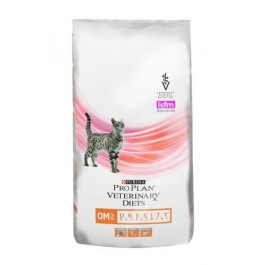 Purina Proplan PPVD Féline Obesity OM 5 kg - La Compagnie Des Animaux