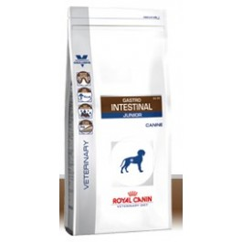 Royal Canin Veterinary Diet Dog Gastro Intestinal Junior GIJ29 10 kg - La Compagnie Des Animaux