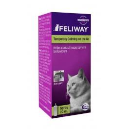 Feliway Spray de voyage 20 ml - La Compagnie Des Animaux