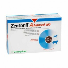 Zentonil Advanced 400 mg 30 cps - La Compagnie Des Animaux