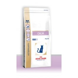 Royal Canin Veterinary Diet Cat Calm CC36 4 kg - La Compagnie Des Animaux