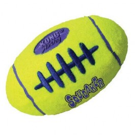 Kong Air Squeaker Football Small - La Compagnie Des Animaux