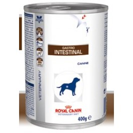 Royal Canin Veterinary Diet Dog Gastro Intestinal 12 x 400 grs - La Compagnie Des Animaux