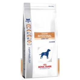 Royal Canin Veterinary Diet Dog Gastro Intestinal Low Fat LF22 12 kg - La Compagnie Des Animaux