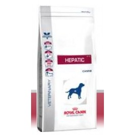 Royal Canin Veterinary Diet Dog Hepatic HF16 12 kg - La Compagnie Des Animaux