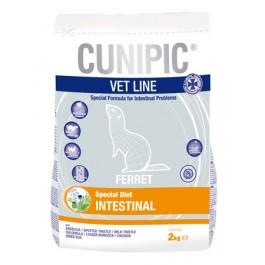 Cunipic Vet Line Furet Intestinal 2 Kg - La Compagnie Des Animaux