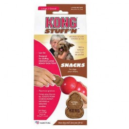 Kong Stuff'n Liver Snacks Small - La Compagnie Des Animaux