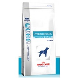 Royal Canin Veterinary Diet Dog Hypoallergenic Moderate Calorie HME23 1.5 kg - La Compagnie Des Animaux