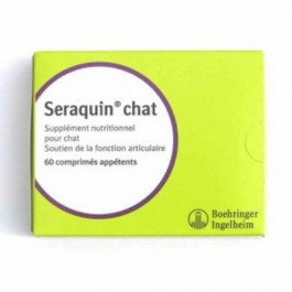 Seraquin Chat 120 cps - La Compagnie Des Animaux