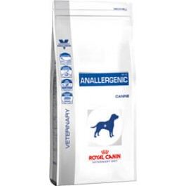 Royal Canin Veterinary Diet Dog Anallergenic AN18 8 kg - La Compagnie Des Animaux