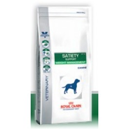 Royal Canin Veterinary Diet Dog Satiety Support SAT30 12 kg - La Compagnie Des Animaux